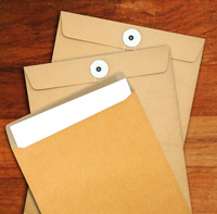 Light Weight Bubble Mailers for Label Printing Services